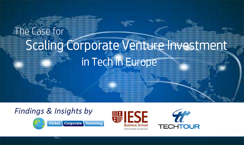 The Case for Scaling Corporate Venture Investment in Tech in Europe