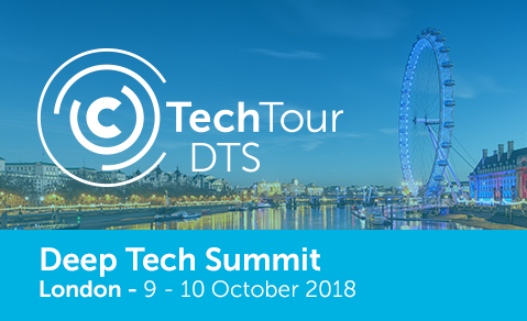 European digital innovators in AI, Big Data, Security, Blockchain and IoT revealed at the Tech Tour 2018 Deep Tech Summit